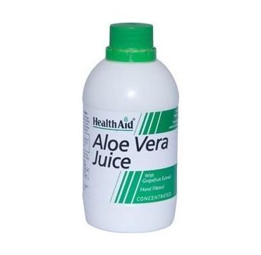 HEALTH AID ALOE VERA JUICE CONCENTRATE 500ml