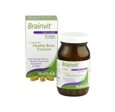 HEALTHAID BRAINVIT 60TABS