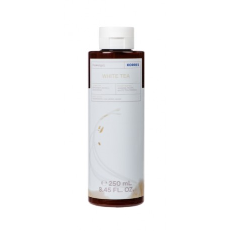 KORRES ΑΦΡΟΛΟΥΤΡΟ WHITE TEA BERGAMOT FREESIA 250ml