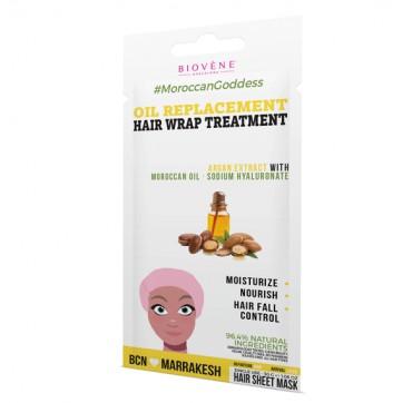 Biovene Oil Replacement Hair Wrap Treatment Mask 30g