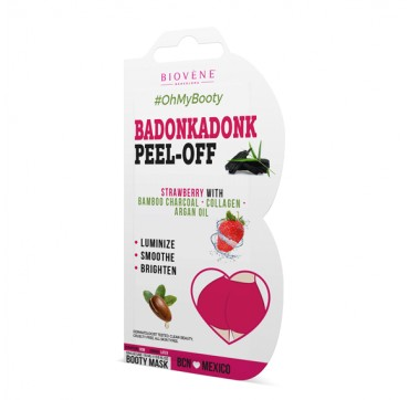 Biovene Badonkadonk Peel-off Booty Mask 15ml