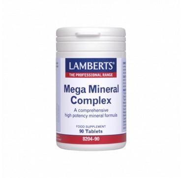Lamberts Mega Mineral Complex Tablx90