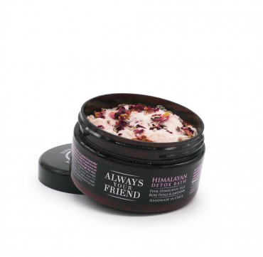 ALWAYS YOUR FRIEND HIMALAYAN DETOX BATH 250g