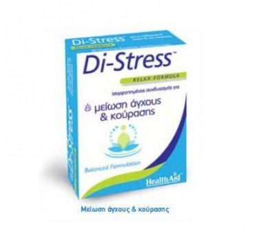 HEALTH AID DI-STRESS RELAX 30tabs