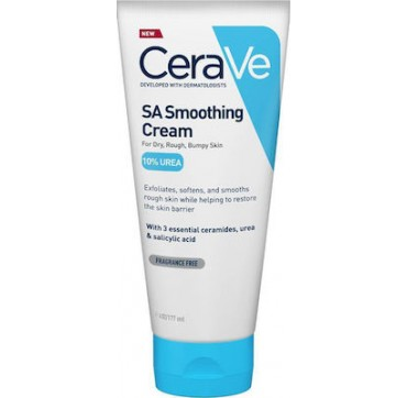 Cerave Sa Smoothing Cream 10% Urea 177ml