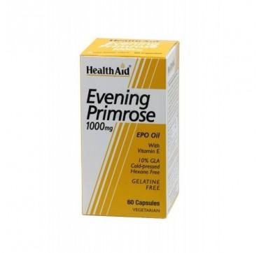Healthaid Evening Primrose 1000mg 30caps