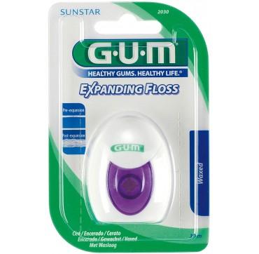 Gum Expanding Floss - Νήμα Δοντιών 1τμχ (μωβ)