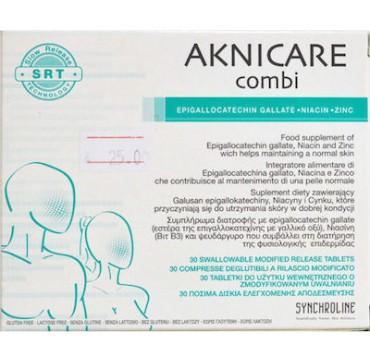 Synchroline Aknicare Combi X30 Tabs