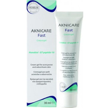 SYNCHROLINE AKNICARE FAST CREAM GEL 30ML
