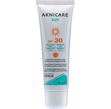 Synchroline Aknicare Sun 30spf 50ml