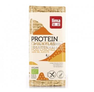 Lima Γκοφρέτα Ρεβυθιών Με Πρωτεΐνη 100g