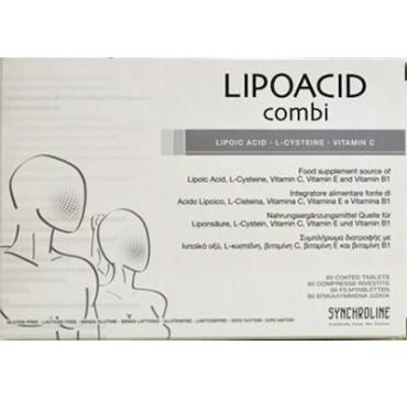 Synchroline Lipoacid Combi X60 Tabs