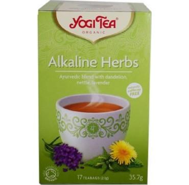 Yogi Tea Alkaline Herbs 17 Teabags 35.7g
