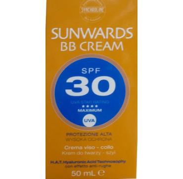 SYNCHROLINE SUNWARDS SPF30 BB FACE & NECK CREAM 50ML