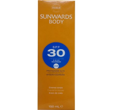 Synchroline Sunwards Spf30 Body Cream 150ml