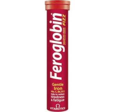 Vitabiotics Feroglobin Fizz Tabl X20