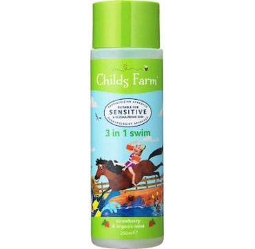 CHILD'S FARM STRAWBERRY & ORGANIC MINT 3 IN 1 SWIM 1x250ml