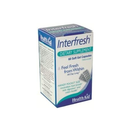 Health Aid Interfresh 60caps