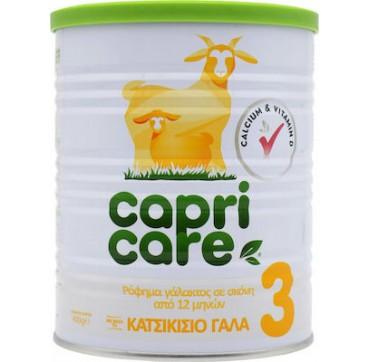 Capricare 3 Milk Κατσικίσιο 400gr