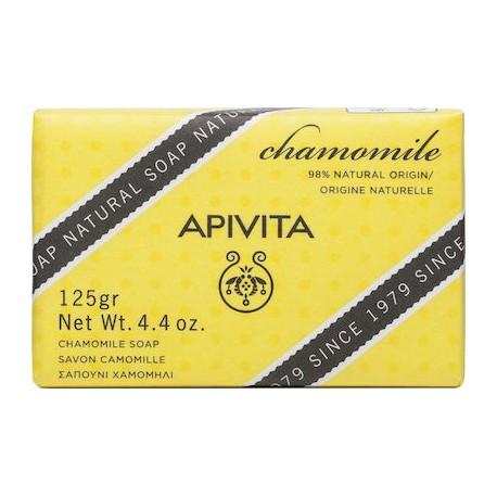 Apivita Soap Chamomile 125g