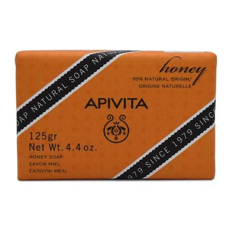 APIVITA SOAP HONEY 125g