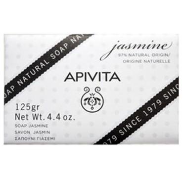 Apivita Natural Soap Jasmine Σαπούνι Με Γιασεμί 125g