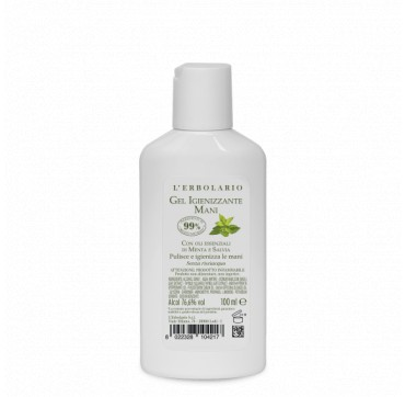 SANITIZING HAND GEL 100ML