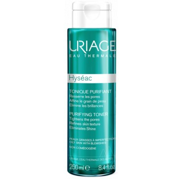 URIAGE HYSEAC PURIFYING TONER 250ML