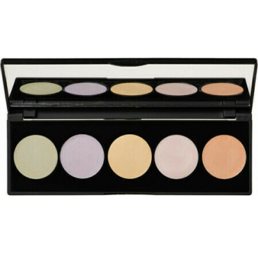 Korres Colour-correcting Palette, Activated Charcoal, Multi Purpose 0.19 Oz./ 5.5g