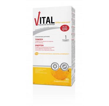 Vital Plus Q10 30 Eff. Tabs