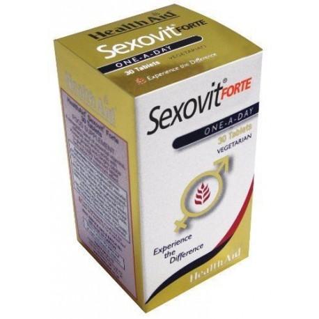 Health Aid Sexovit Forte 30tabs