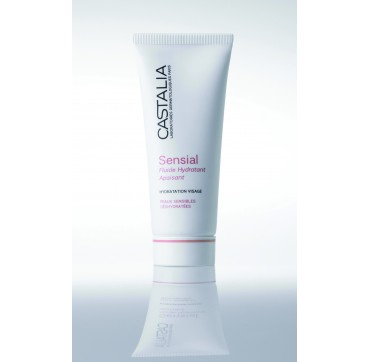 Castalia Sensial Fluide Hydratant Apaisant Normal Combination Skin 40ml