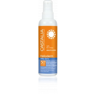 CASTALIA HELIODERM MILKY SPRAY SPF 50+ 240ML