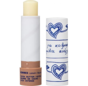 Korres Lipbalm Cocoa Butter Extra Care 1τμχ