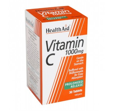 HEALTH AID VITAMIN-C 1000mg 30tabs