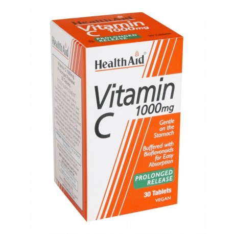 HEALTH AID VITAMIN-C 1000mg 30tabs