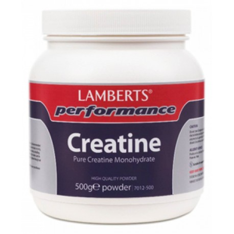 Lamberts Creatine Performance 500gr Powder