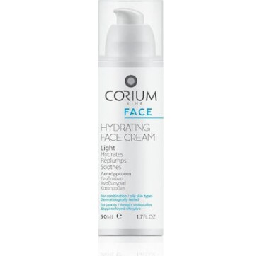 Corium Line Face Hydrating Face Cream Light 50ml