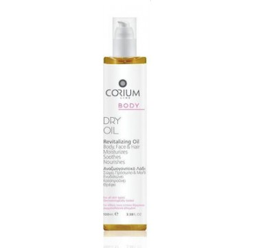 Corium Line Dry Oil Body,Face & Hair 100ml
