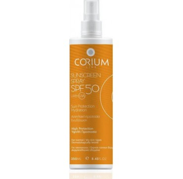 Corium Line Sunscreen SPF50 250ml