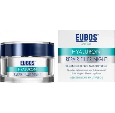 Eubos Hyaluron Repair Filler Night 50ml