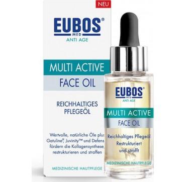 Eubos Multi Active Face Oil 30ml