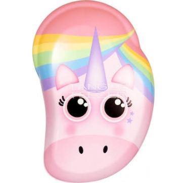 Tangle Teezer Original Mini Detangling Hairbrush Rainbow Unicorn Print 1τμχ
