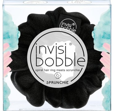 Invisibobble Sprunchie True Black 1τμχ