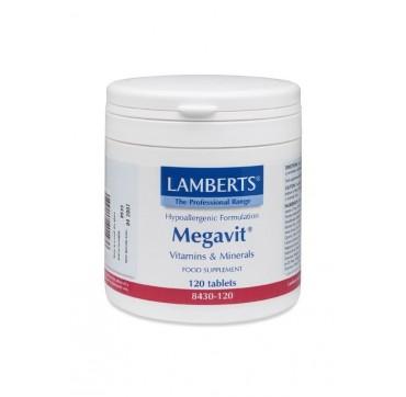 LAMBERTS MEGAVIT 120tabs