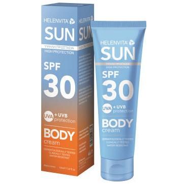 Helenvita Sun High Protection Body Cream SPF30 150ml