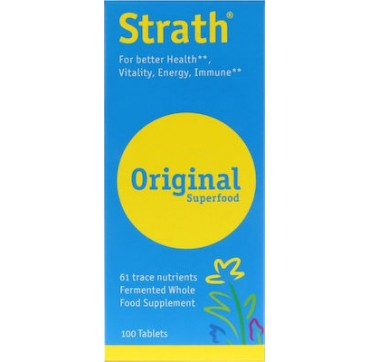 BioStrath Strath Original Superfood 100 ταμπλέτες