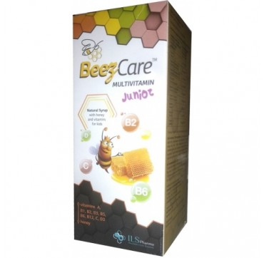 ILS Pharma Beezcare Multivitamin junior 140ml