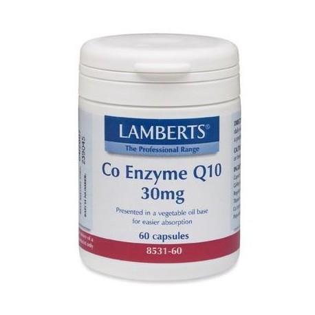 Lamberts Co-q10 30mg 60caps