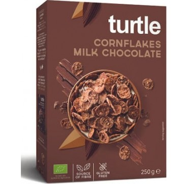 Turtle Cornflakes Milk Chocolate 250g